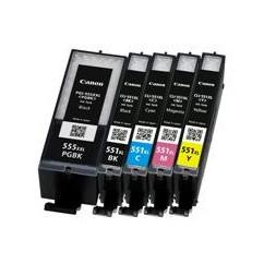 11ML para Canon Pixma IP7250,MG5450,MG6350CLI-551XLY