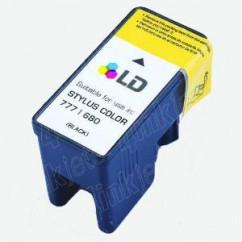 Tinteiro Compatível Epson Stylus Preto T017