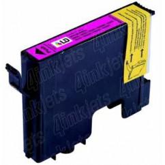 Tinteiro Compatível Epson Magenta Stylus Photo 600 R200/R300/RX-fotográfico