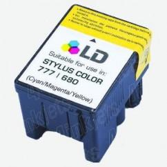 Tinteiro Compatível Epson Cores Stylus 680 Cores-T018
