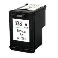 Tinteiro Compatível HP Preto Deskjet 460 XX/5740/5745/6520 - C8765E