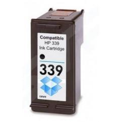 Tinteiro Compatível HP Preto HP DeskJet 5740/5745/6540/6840-C8767E