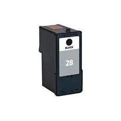 Tinteiro Compatível Lexmark Preto X5490,Z845,1300,X2510 X2500 X5320 28A