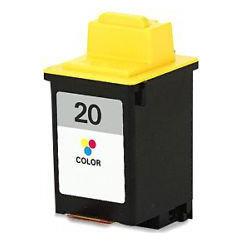 Tinteiro Compatível Lexmark Cores X63/X70/X83 20