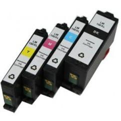 Tinteiro Compatível Lexmark Amarelo 700P S315,S415,S515,Pro715,Pro 915LEX14N1610E