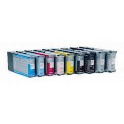 Tinteiro Compatível Epson Azul Pro 4000,4400,7600,9600-C13T544200 T5442 T5442C