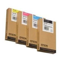Tinteiro Compatível Epson Preto Mate Pigment Pro 7450,7800,9400,9880-C13T612800