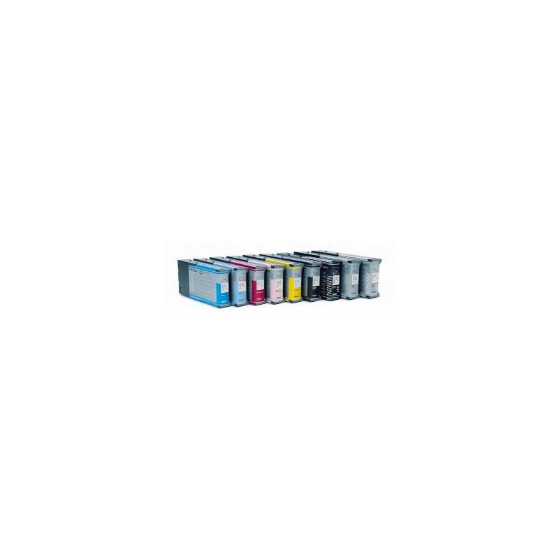 Tinteiro Compatível Epson Azul Light Pro 4000,7600,9600-C13T544500