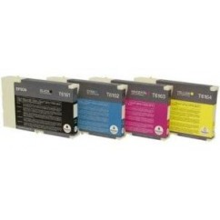 Tinteiro Compatível Epson Azul Pigment B300,B310N,B500DN,B540DN-C13T616200
