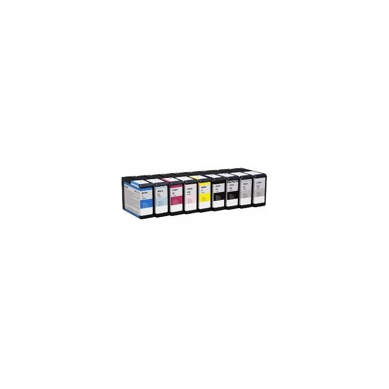 Tinteiro Compatível Epson Preto Fotográfico Pigment Stylus Pro 3800,3880T580100