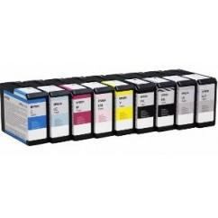 Tinteiro Compatível Epson Azul Fotográfico Stylus Pro 3800,3880T580500