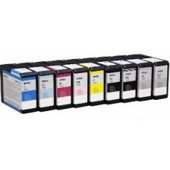 Tinteiro Compatível Epson Preto Mate Stylus Pro 3800,3880T580800