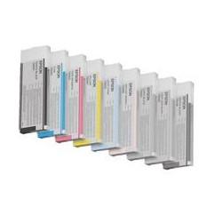 220ml Dye para Epson Stylus Pro 9000-C13T412011Light Ciano