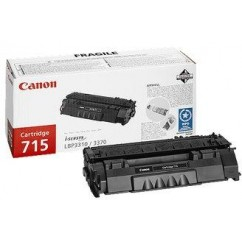 Toner Compatível Canon Preto LBP 3310/ LPB 3370 -7.000 páginas 715 H