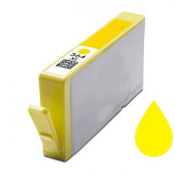 Tinteiro Compatível HP  Amarelo 364xl